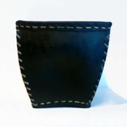 Bac hammam - Noir d'éco - 250x120mm