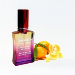 Huile d'argan à l'HE de mandarine BIO 30ml