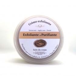 Crème exfoliante - Eucalyptus - 100g
