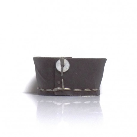 Porte savon - Noir d'éco - 155x55mm
