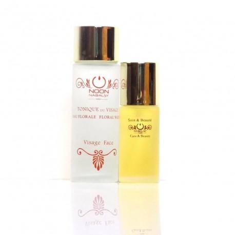 Set eau de fleur d'oranger et huile d'argan pure BIO