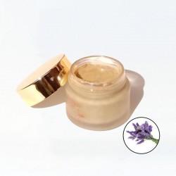Crème exfoliante - Lavande - 100g