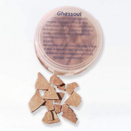 Ghassoul du Maroc 100g